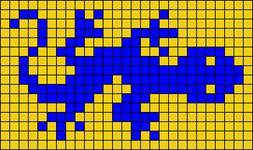 Alpha pattern #13122 variation #137846