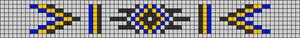 Alpha pattern #58144 variation #137889