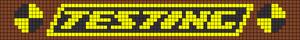 Alpha pattern #36091 variation #137923
