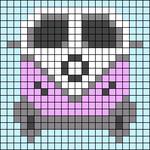 Alpha pattern #69372 variation #138076