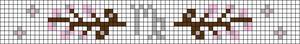 Alpha pattern #39048 variation #138099