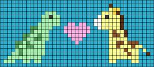 Alpha pattern #73653 variation #138128