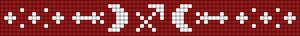 Alpha pattern #73830 variation #138136