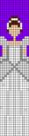 Alpha pattern #69523 variation #138143