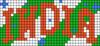 Alpha pattern #75078 variation #138219