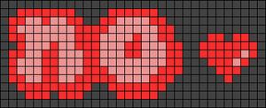 Alpha pattern #46000 variation #138247