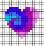 Alpha pattern #49891 variation #138292
