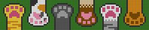 Alpha pattern #47321 variation #138317