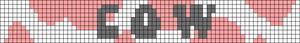 Alpha pattern #75685 variation #138325