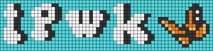 Alpha pattern #75691 variation #138388