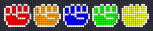 Alpha pattern #39131 variation #138437