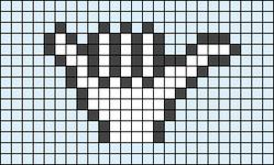 Alpha pattern #26788 variation #138473