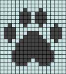 Alpha pattern #58032 variation #138474