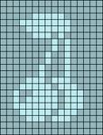 Alpha pattern #46385 variation #138475