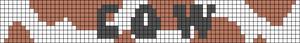 Alpha pattern #75685 variation #138528