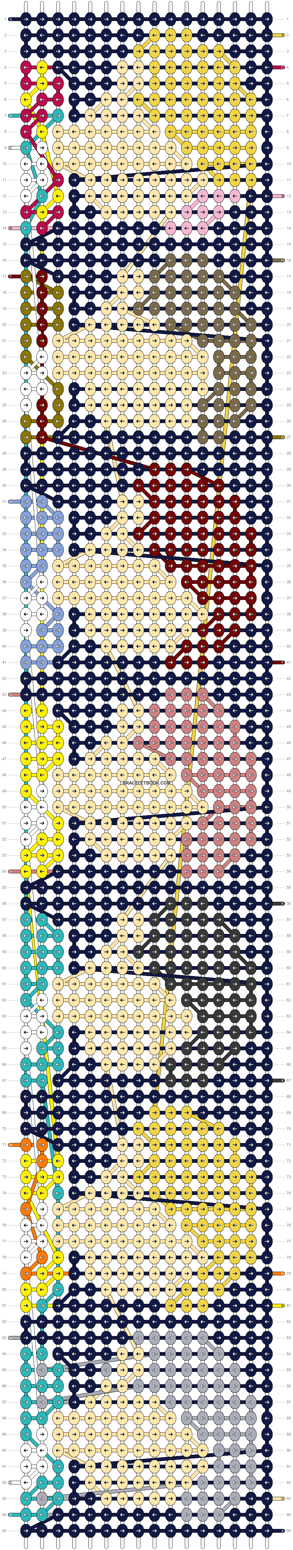 Alpha pattern #31202 variation #138583 pattern