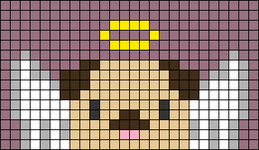 Alpha pattern #62331 variation #138604