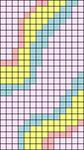 Alpha pattern #70786 variation #138612