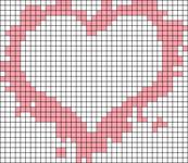 Alpha pattern #73766 variation #138628