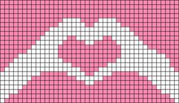 Alpha pattern #75832 variation #138633
