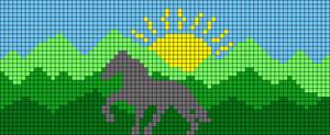 Alpha pattern #63864 variation #138637