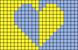Alpha pattern #75653 variation #138663