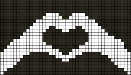 Alpha pattern #75832 variation #138721