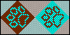 Normal pattern #37544 variation #138723
