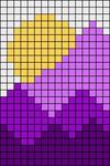 Alpha pattern #75522 variation #138725