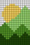 Alpha pattern #75522 variation #138727