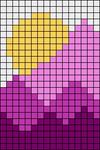 Alpha pattern #75522 variation #138728