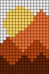 Alpha pattern #75522 variation #138729