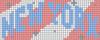 Alpha pattern #45088 variation #138884