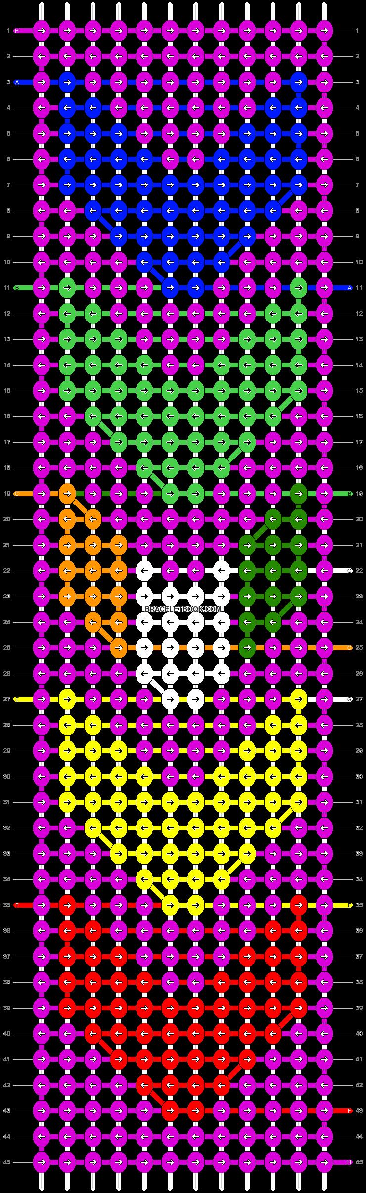 Alpha pattern #57476 variation #138931 pattern