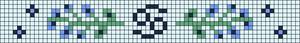 Alpha pattern #76058 variation #138974