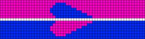 Alpha pattern #75126 variation #139044