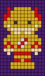 Alpha pattern #76086 variation #139059