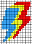 Alpha pattern #50544 variation #139098