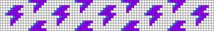 Alpha pattern #76018 variation #139110