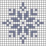 Alpha pattern #63169 variation #139260