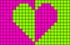 Alpha pattern #75653 variation #139338