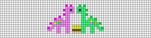 Alpha pattern #60702 variation #139350