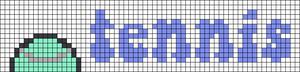 Alpha pattern #76309 variation #139375