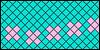 Normal pattern #11256 variation #139437