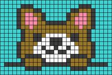 Alpha pattern #39802 variation #139453