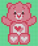 Alpha pattern #33381 variation #139462