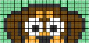 Alpha pattern #66332 variation #139474