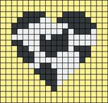 Alpha pattern #76350 variation #139484