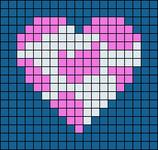 Alpha pattern #76350 variation #139505