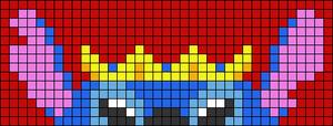 Alpha pattern #76481 variation #139633